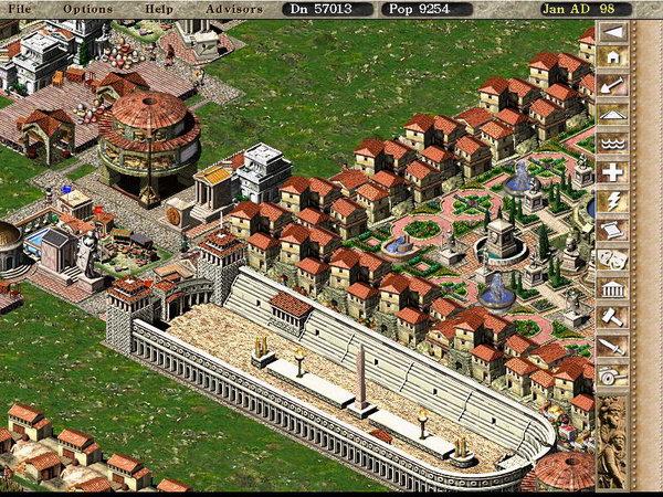 凯撒大帝3 4 | 中华网游戏大全