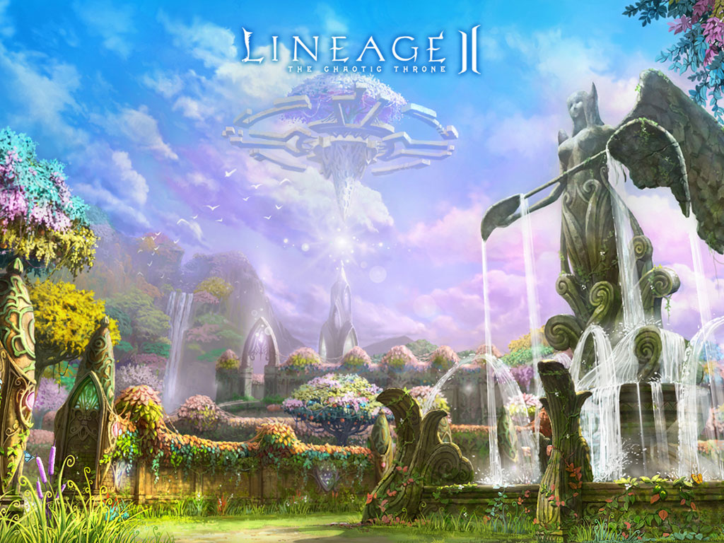新天堂2 游戏壁纸