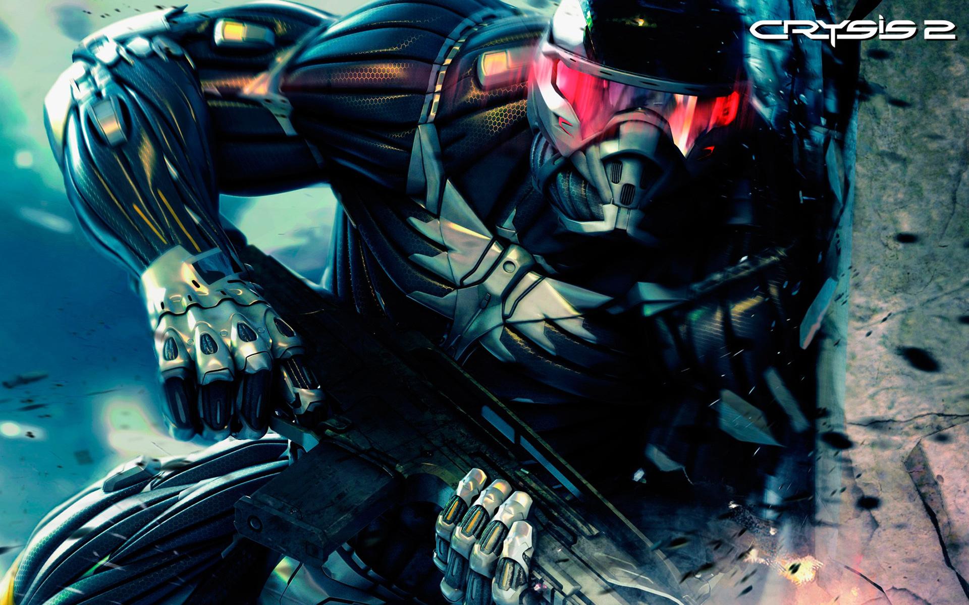 孤岛危机2 crysis-2-super-soldier