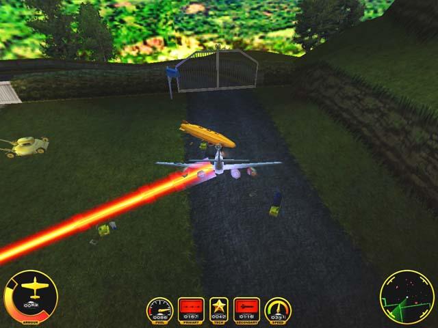 《模型飞机空战》支持多人游戏模式,玩家们不妨与朋友一起尝试模型
